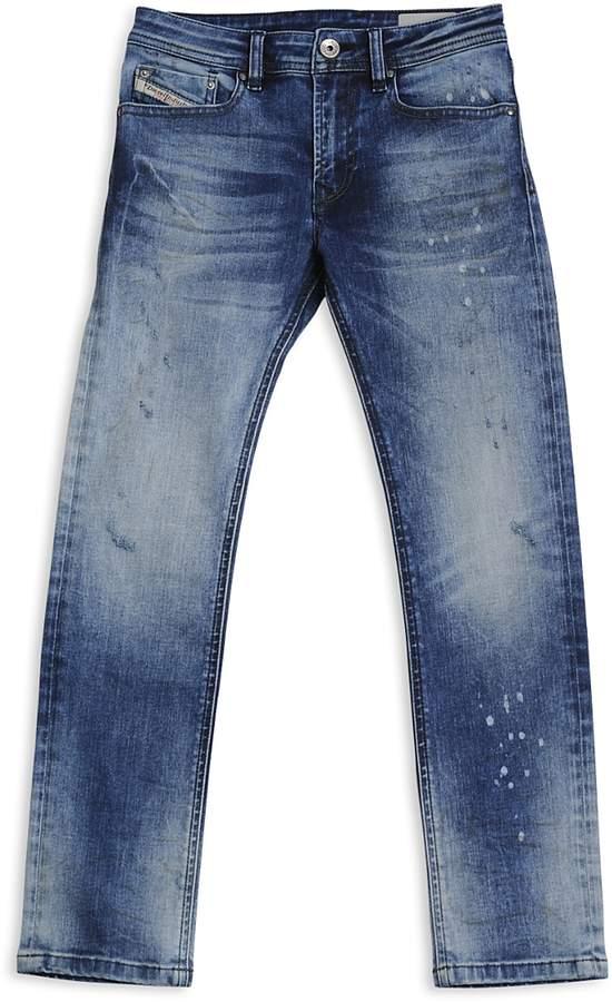 Boys' Waykee Straight Jeans - Big Kid