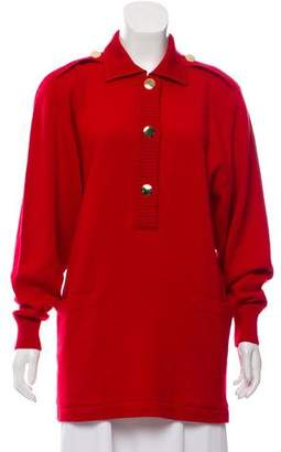 Saint Laurent Vintage Wool Sweater