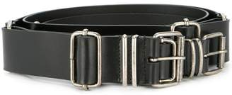 Ann Demeulemeester double belt