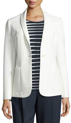 870d32a18a3 Armani Collezioni One Button Women s Jackets - ShopStyle