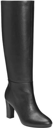 Aerosoles Tall Shaft Leather Boots - Hashtag