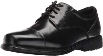 Rockport Men's City Stride Cap Toe Oxford-10.5 M