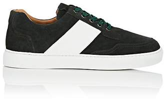 Harry's of London MEN'S MR JONES BOLT SUEDE SNEAKERS