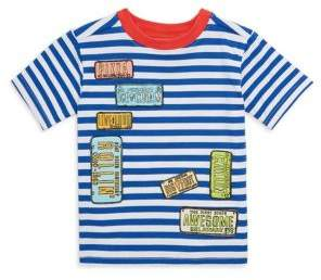 Andy & Evan Little Boy's Striped Tee