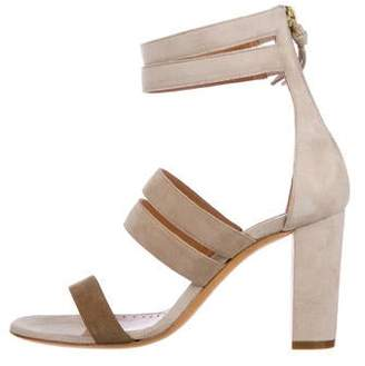 Alexa Wagner Abetsy Suede Sandals
