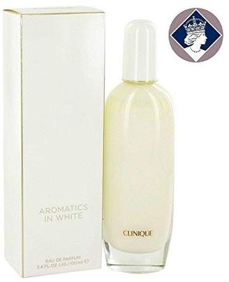 Clinique Camrose Trading Inc. DBA Fragrance Express - DROPSHIP Aromatics in White for Women Eau De Parfum Spray, 3.4 Ounce (Pack of 3)