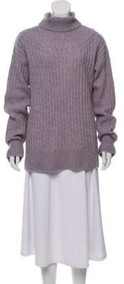 3.1 Phillip Lim Wool & Alpaca Blend Turtleneck Knit Sweater