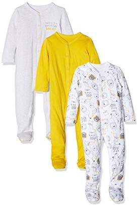 Mothercare Baby Boys Wild One Sleepsuit,(Size: 2.3 Kg)