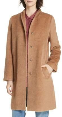 Eileen Fisher Suri Alpaca Blend Coat