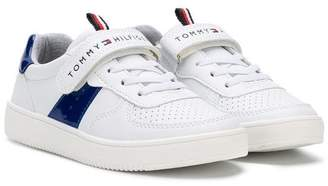 Tommy Hilfiger Junior touch strap sneakers