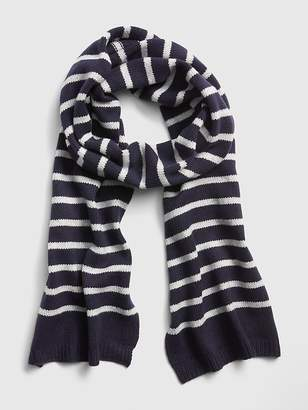 Gap Cozy Stripe Scarf