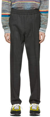 Acne Studios Grey Ryder Trousers