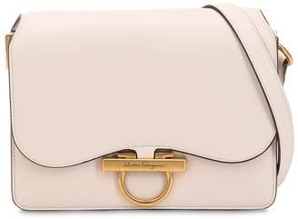 Salvatore Ferragamo Joanne Leather Shoulder Bag