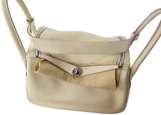 Hermes Bag Lindy Swift 30 Gris Perle