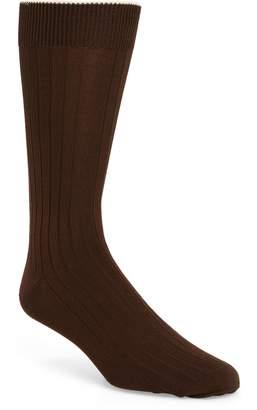 Nordstrom Cotton Blend Socks