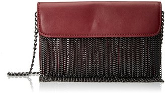 Steve Madden Blite Chain Fringe Cross-Body Bag $49.99 thestylecure.com