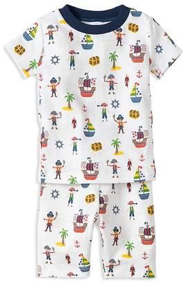Kissy Kissy Boys' Pirate-Print Pajama Set - Baby