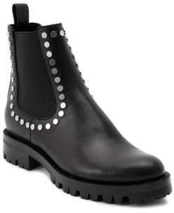 Dolce Vita Peton Studded Leather Booties