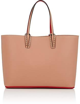 Christian Louboutin Women's Cabata Leather Tote Bag