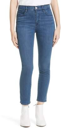 3x1 NYC Luna Split Hem Ankle Skinny Jeans