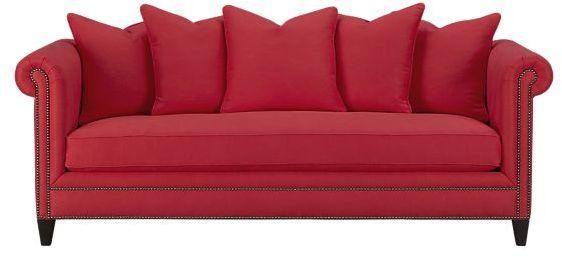 Crate & Barrel Tailor Sofa