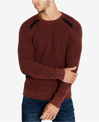 Buffalo David Bitton Men's Tuck Stitch Sweater