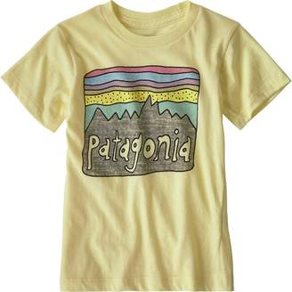 Patagonia Fitz Roy Skies Organic T-Shirt - Toddler Girls'