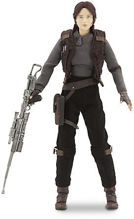 Star Wars Elite Series Jyn Erso Premium Action Figure - 10''