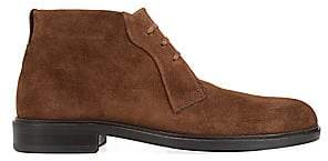 Vince Men's Brunswick Suede Chukka Boots