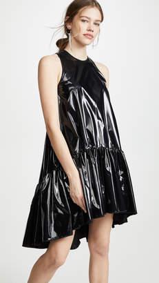 No.21 No. 21 Patent Sleeveless Dress