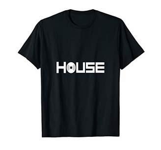 House Music Vinyl Funky Deep Soulful EDM T-Shirt