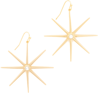 Jules Smith Supernova Earrings $55 thestylecure.com