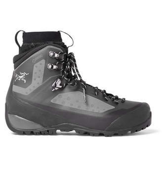 Arc'teryx Bora Mid Gore-Tex And Rubber Hiking Boots