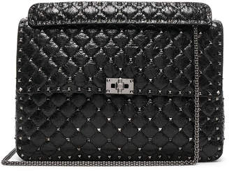 Valentino Maxi Rockstud Spike Shoulder Bag