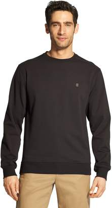 Izod Men's Advantage SportFlex Performance Stretch Fleece Sweatshirt