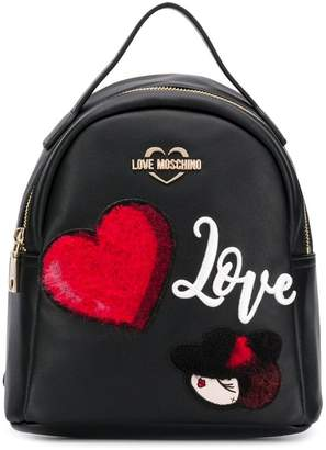 51a31ade770 Love Moschino Backpacks For Women - ShopStyle UK