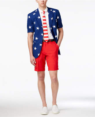 Americana (アメリカーナ) - OppoSuits Men Summer Stars and Stripes Americana Suit