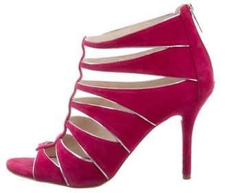 MICHAEL Michael Kors High-Heel Cage Sandals