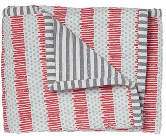 Petit Pehr 'Hug Me Tight' Cotton Baby Blanket $65 thestylecure.com