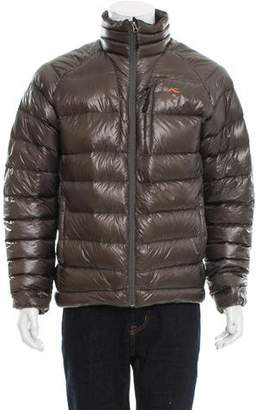 Kjus Quilted Down Jacket