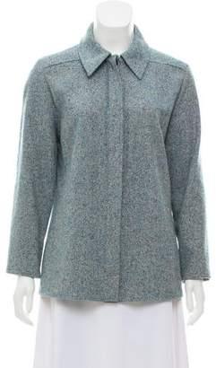Loro Piana Silk & Virgin Wool Jacket