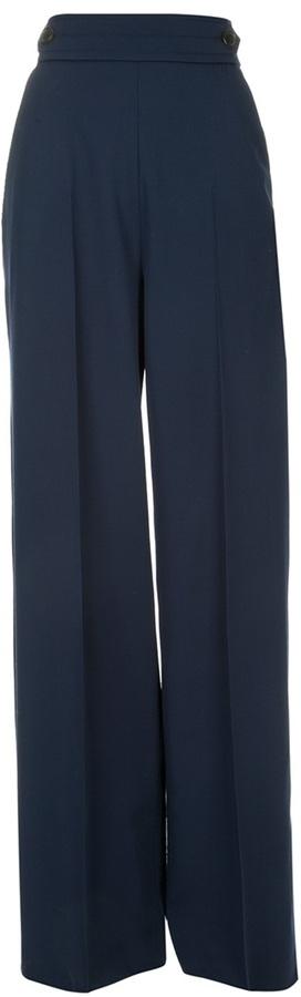 Yves Saint Laurent Wide trouser