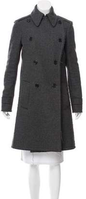 Celine Structured Wool Coat