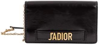 Christian Dior J'adior Leather Clutch Bag
