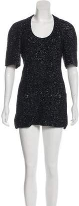 Chanel Fantasy Tweed Mini Dress w/ Tags