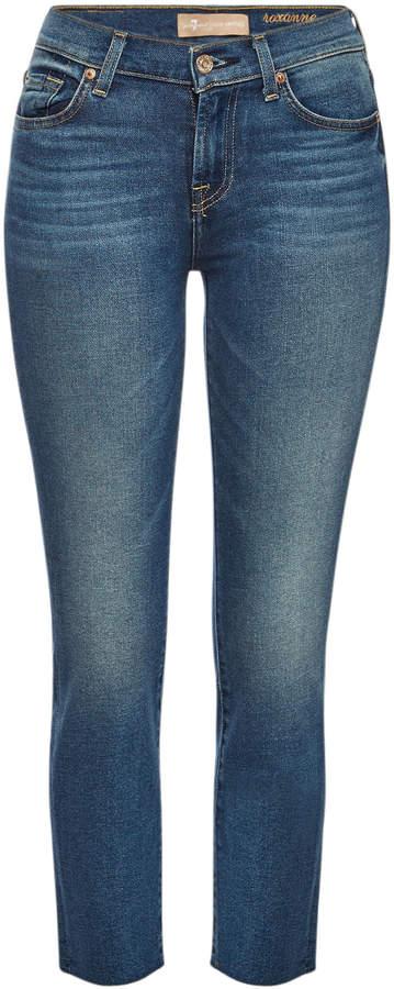 Roxanne Cropped Skinny Jeans