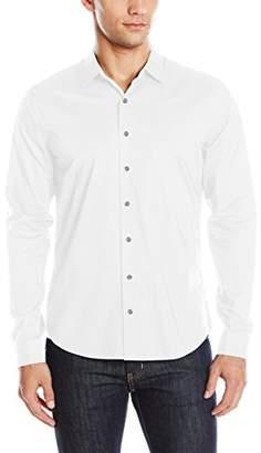 ATM Anthony Thomas Melillo Men's Classic Dress Shirt