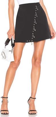 Versus By Versace Pin Mini Skirt