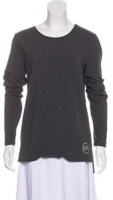 MICHAEL Michael Kors Long Sleeve Knit Top