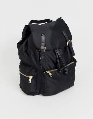 Pimkie back pack in black